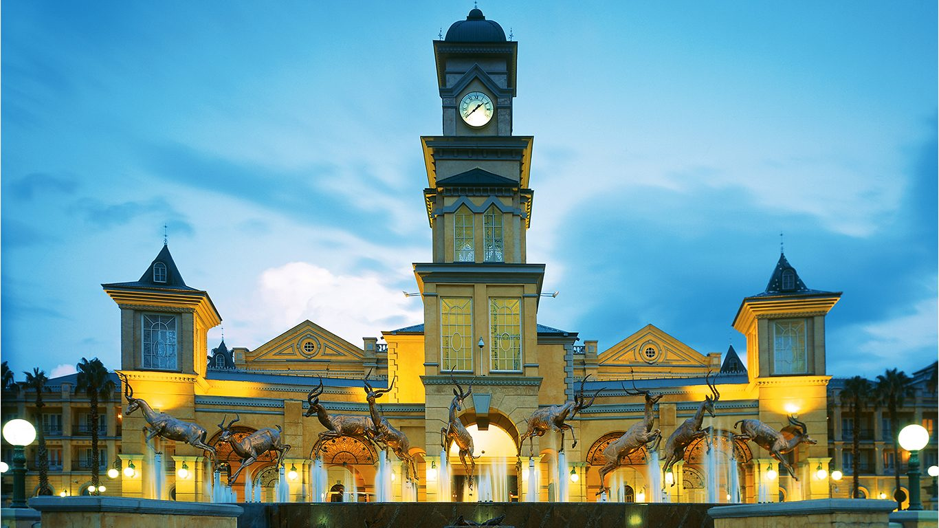 Gold Reef City | Theme Park & Attractions in Johannesburg