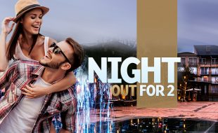 Night Out For Two Banner