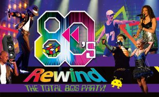 80s Rewind - The Total 80s Party