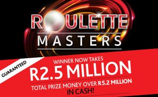 Roulette Masters Total Prize Winning Increase