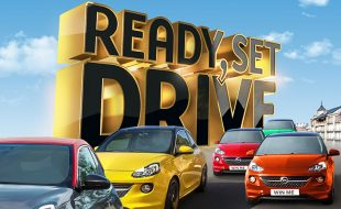 Ready set Drive Casino Promotion