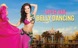 Belly Dancing at Suncoast