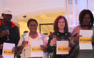 Winners Share R80 000 in Cash