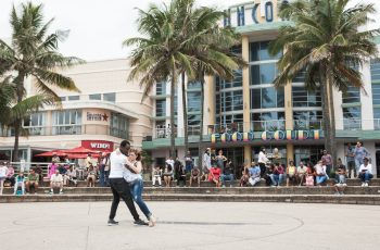 Open Air Salsa at Suncoast