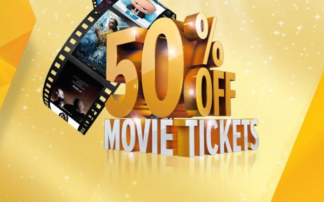 GET 50% OFF MOVIES
