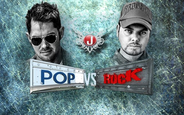 Pop vs Rock