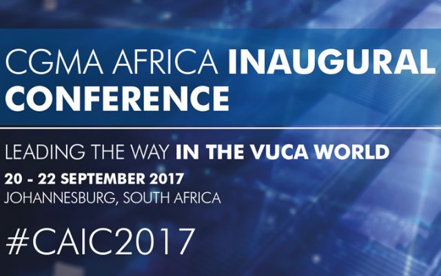 CGMA Africa Inaugural Conference