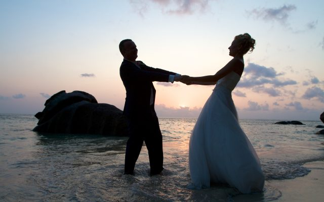 Signature Sunset Wedding