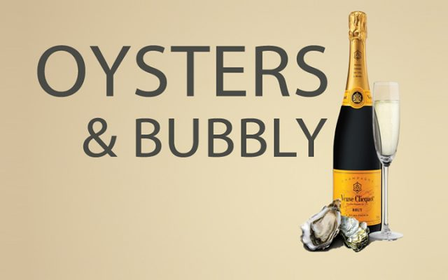 Oysters & Bubbly