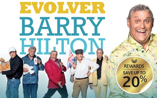 Barry Hilton: Evolver