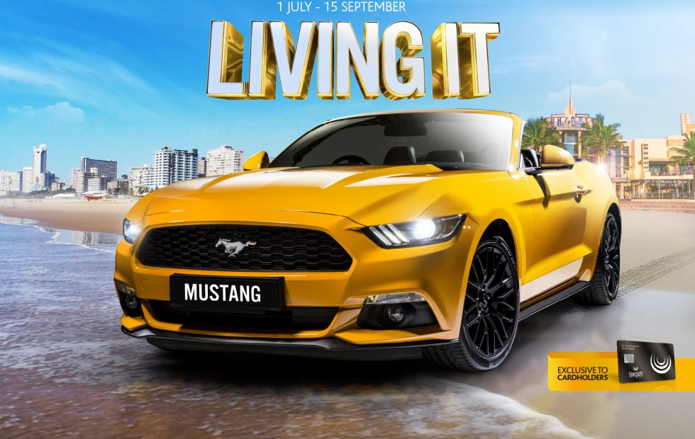 Stand a chance to win your share of R 450,000 in CASH and a Ford Mustang convertible. Play your favourite Slots and/or Tables games to earn points for draw entries.