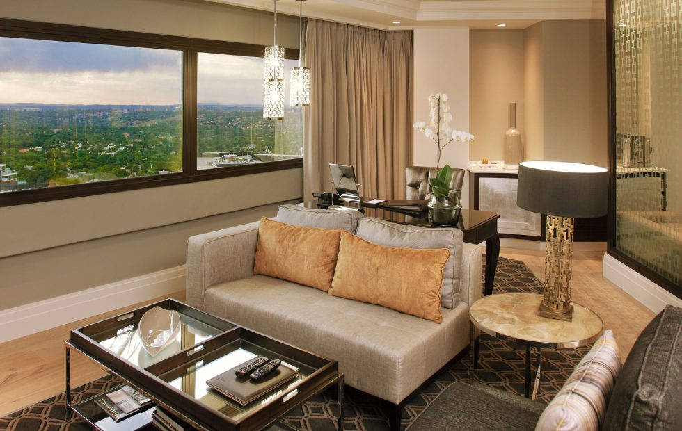 Accommodation in Sandton