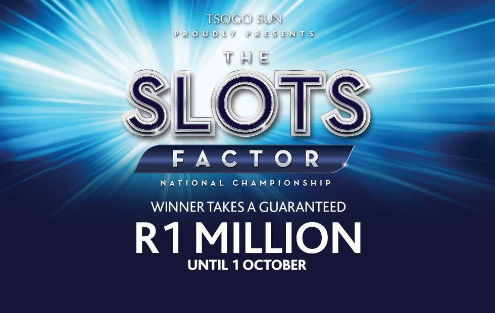 Winner takes a guaranteed R1 MILLION