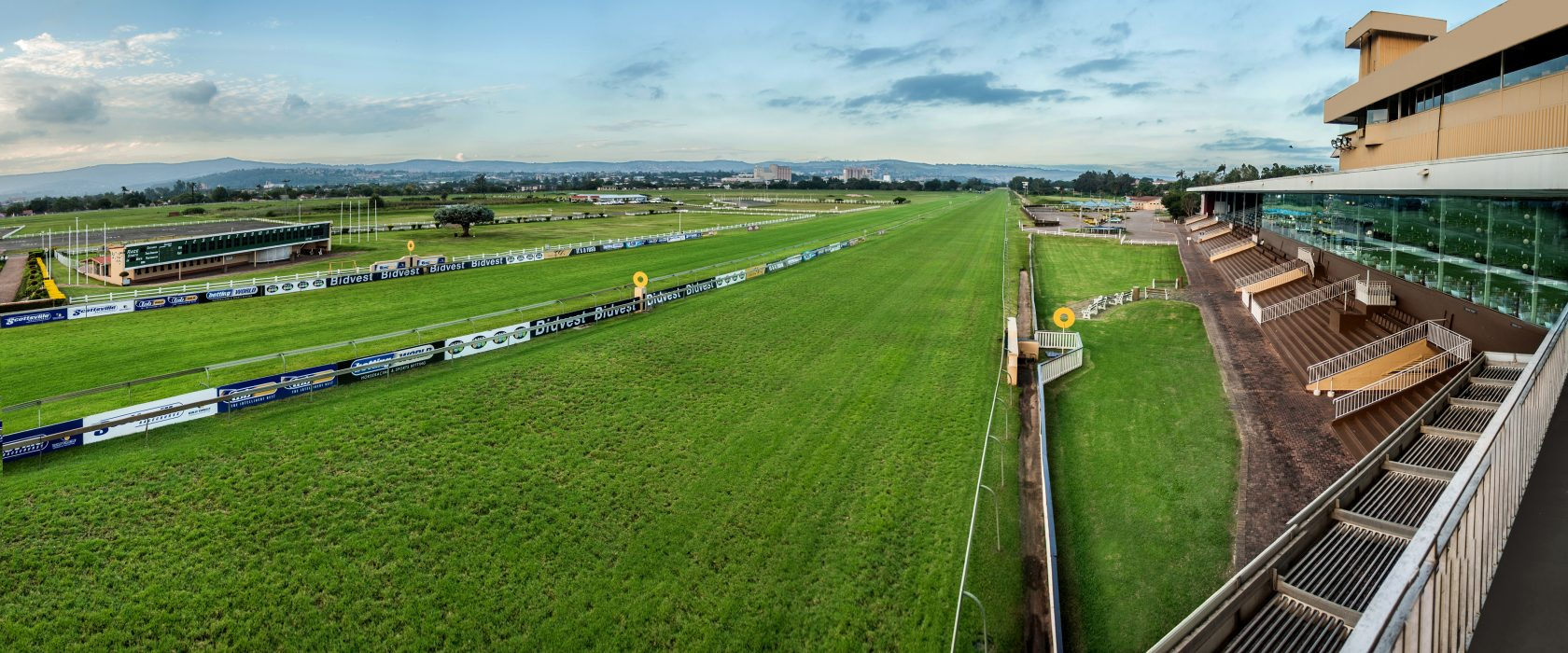 The Scottsville Race Track