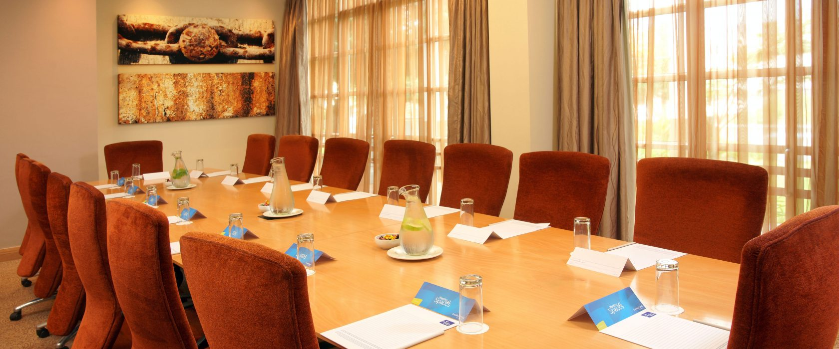 Perfect Meeting Spaces at Garden Court Sandton City