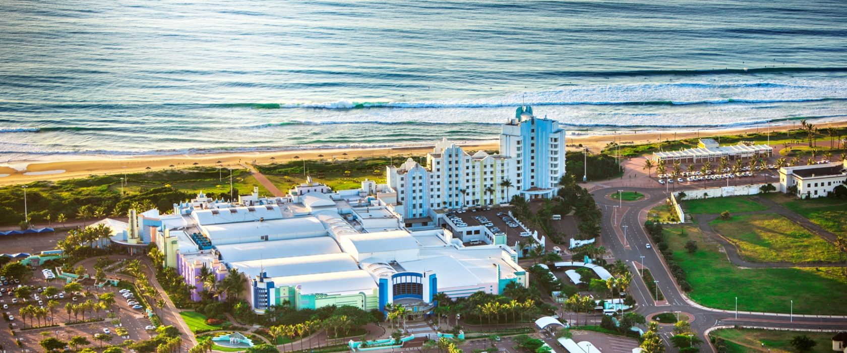Aerial View Of Suncoast
