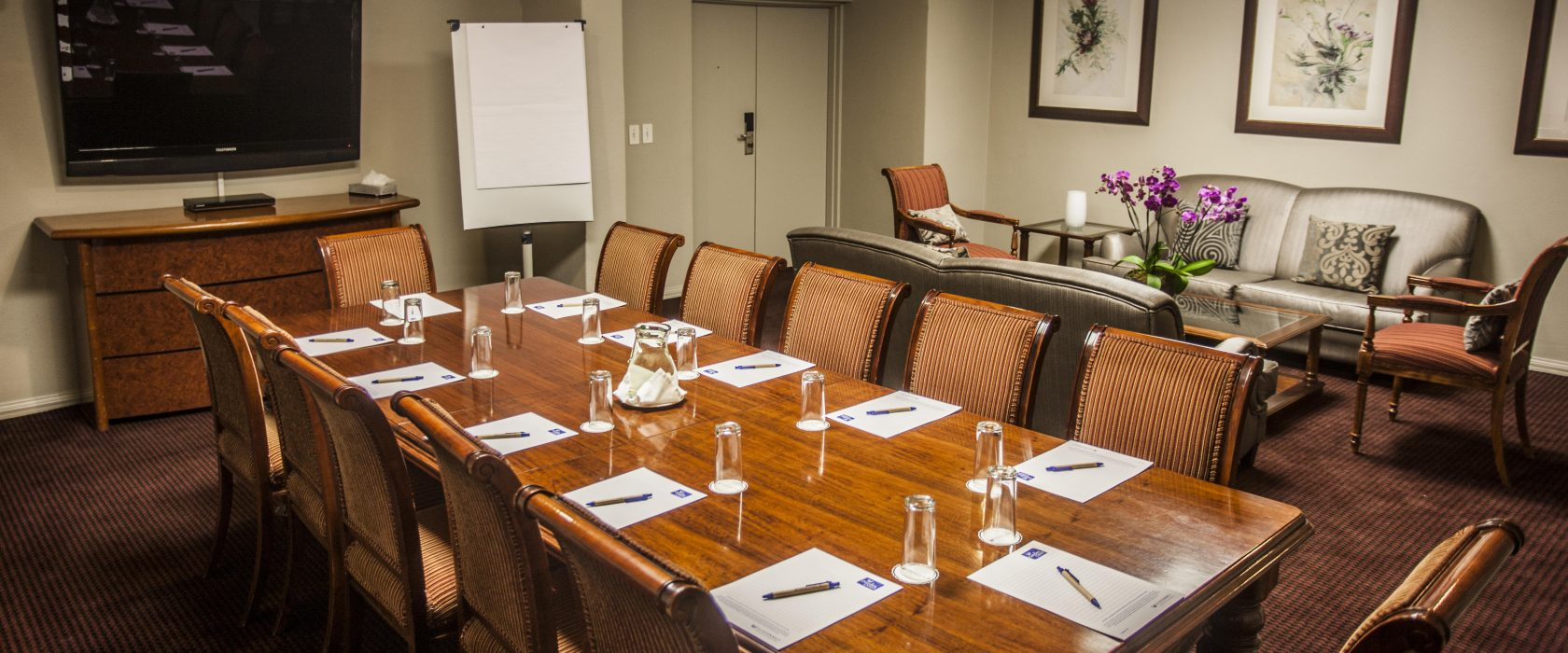 Garden Court Morningside Sandton conference room