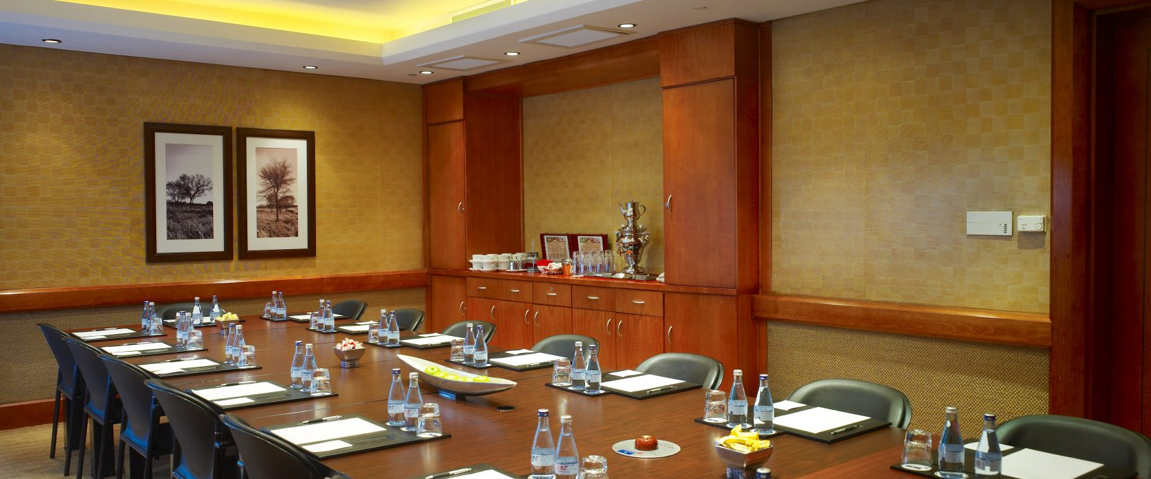 IC O.R. Tambo Airport Hotel Conference Room