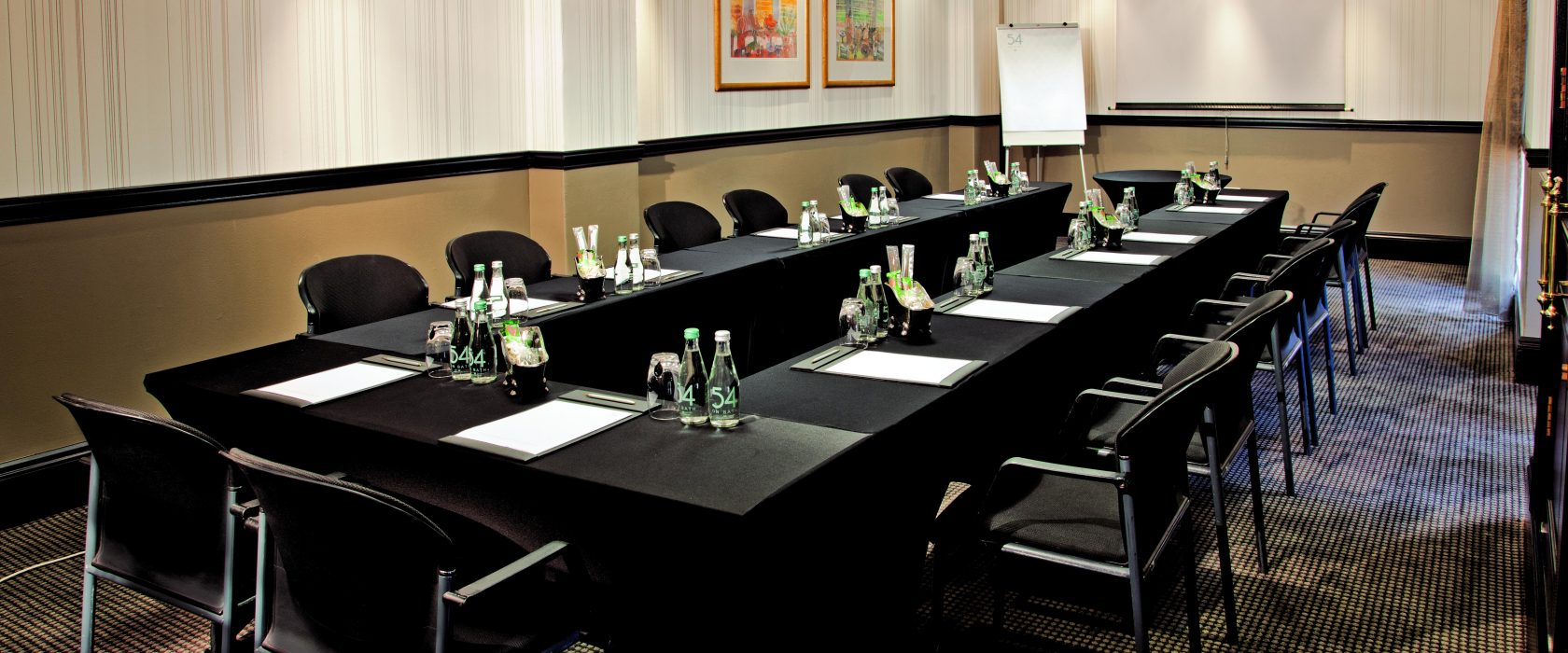 Boardroom For Executive Meetings At 54 On Bath