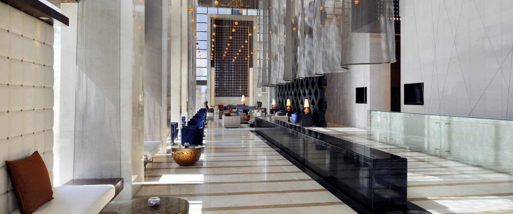 View Of The Lobby At Southern Sun Abu Dhabi