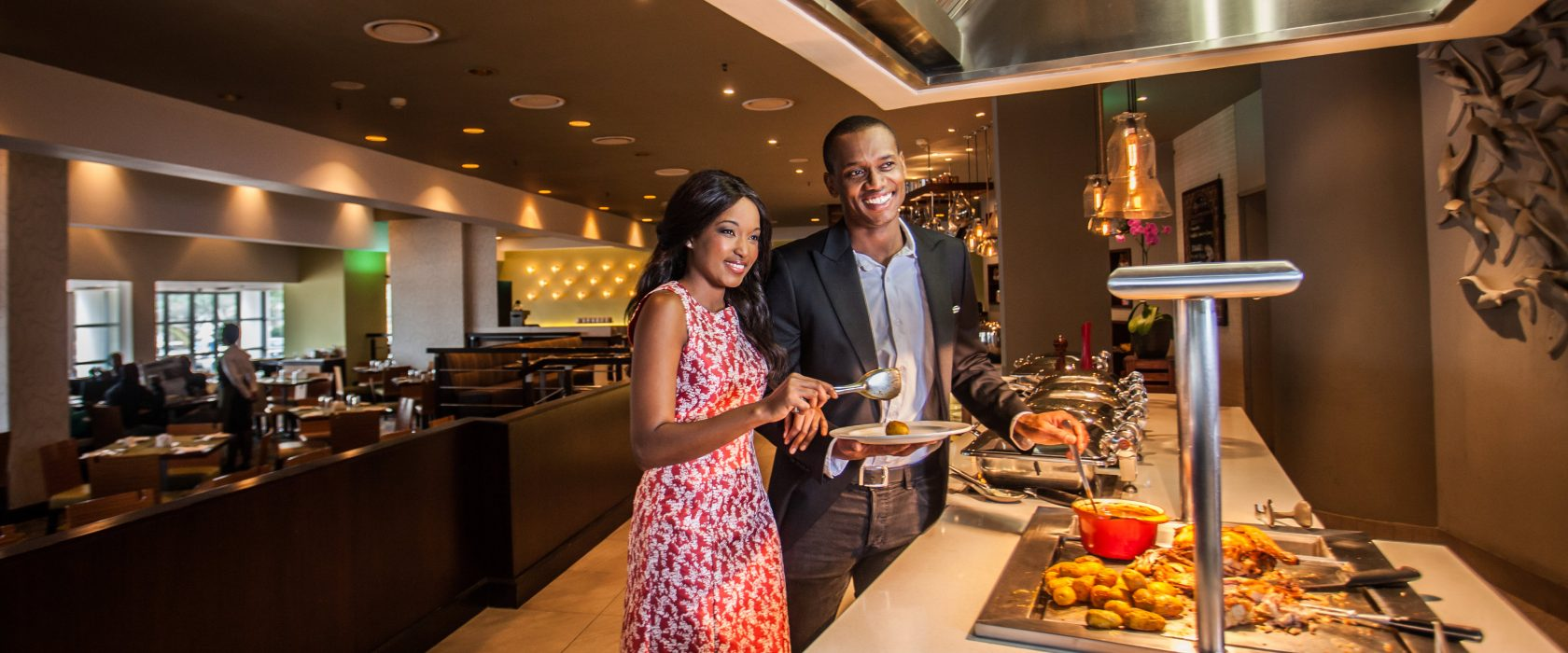 Garden Court Marine Parade's award winning service offers a great choice of self-service workstations and restaurant where guests can enjoy breakfast and dinner daily