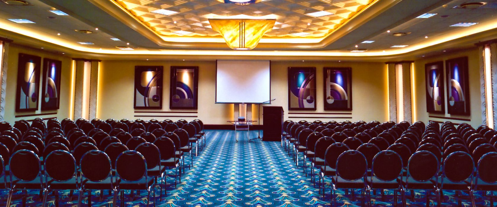 Suncoast Conference centre Seating Layout