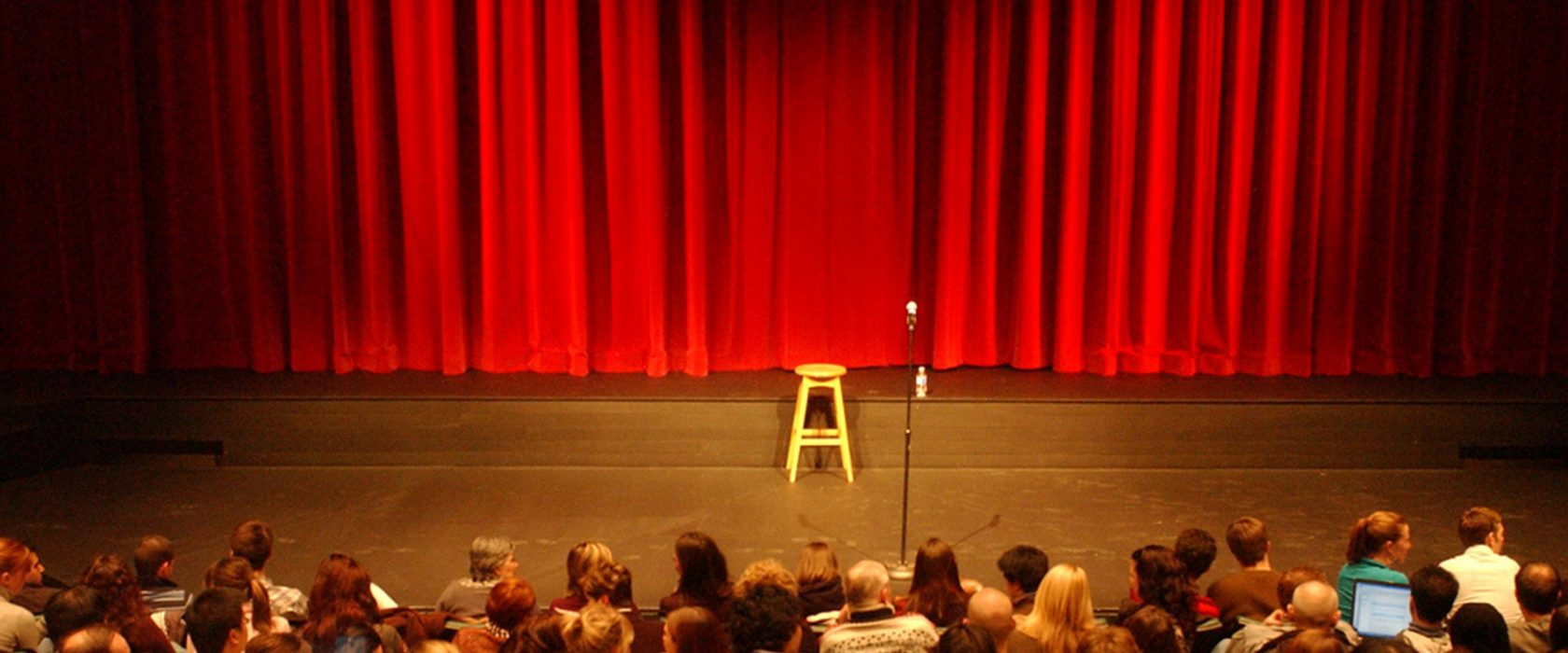 Pieter Toerien Theatre View Of Stage From The Audience