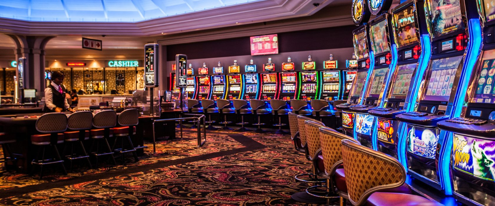 Hemingways Casino Gaming Floor