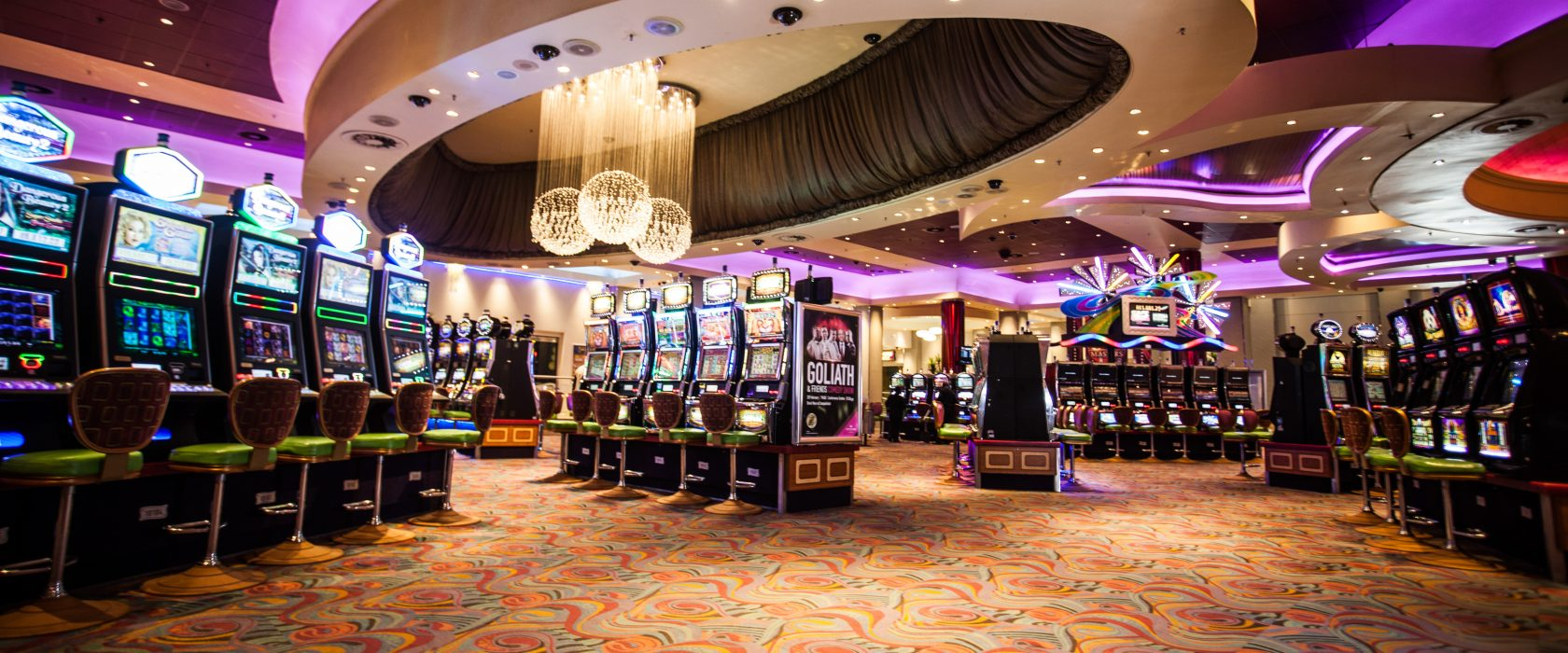 Golden Horse Gaming Floor