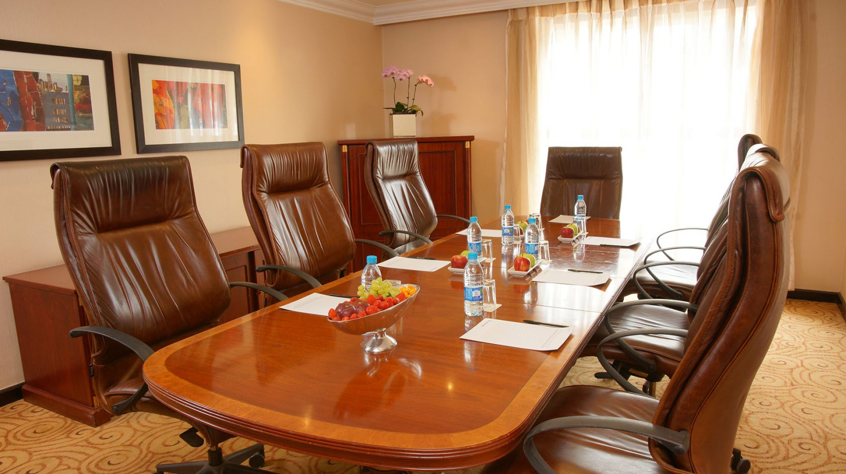 Conference Room at Southern Sun Katherine Street Sandton