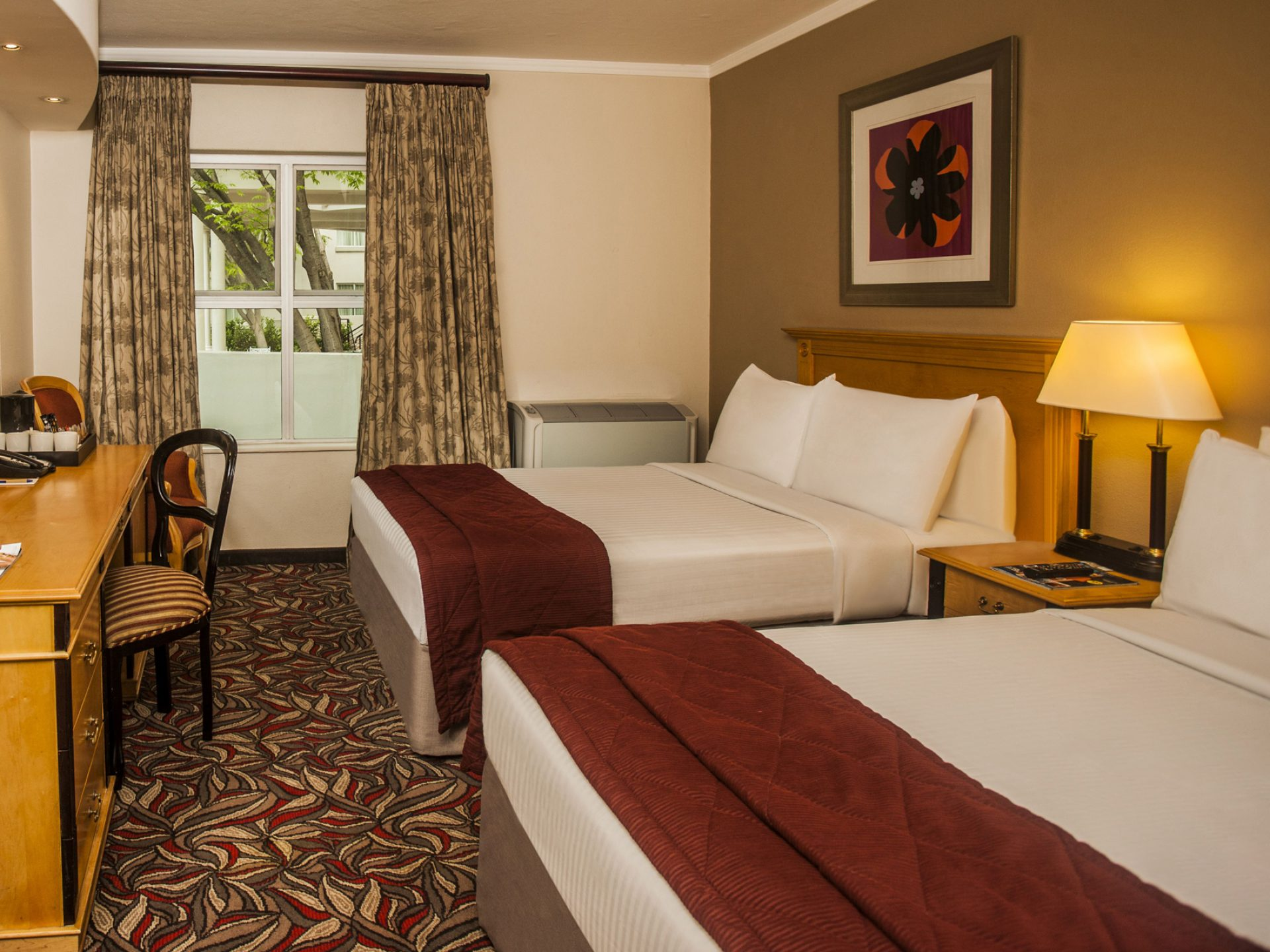 Garden Court Morningside Sandton - Standard Room
