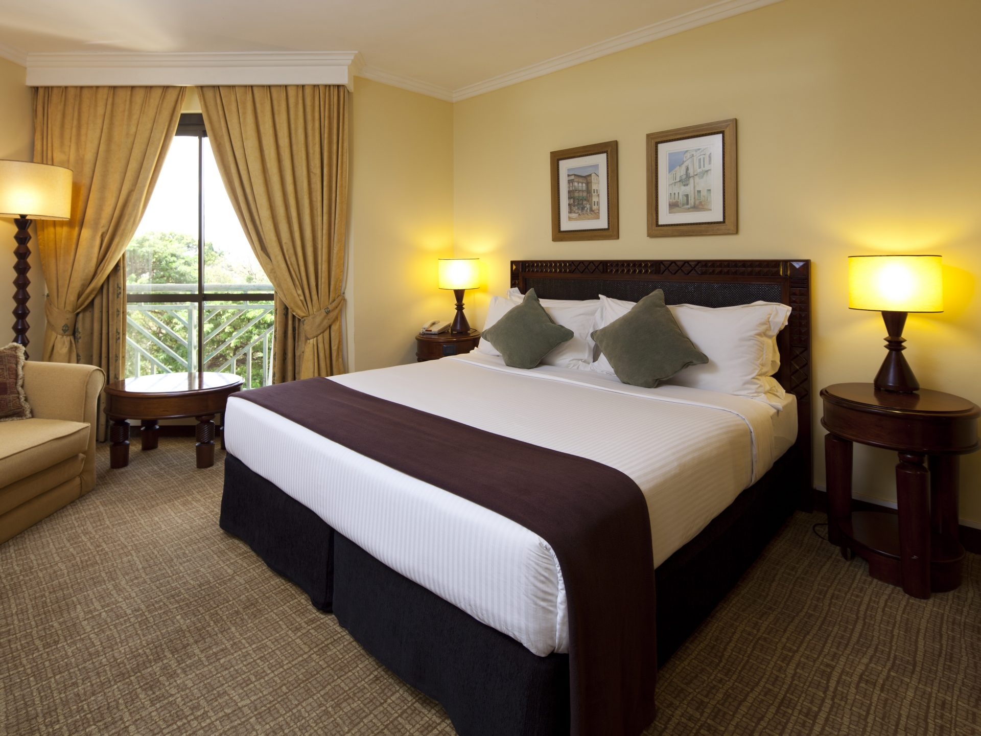 Southern Sun Dar es Salaam Executive Room