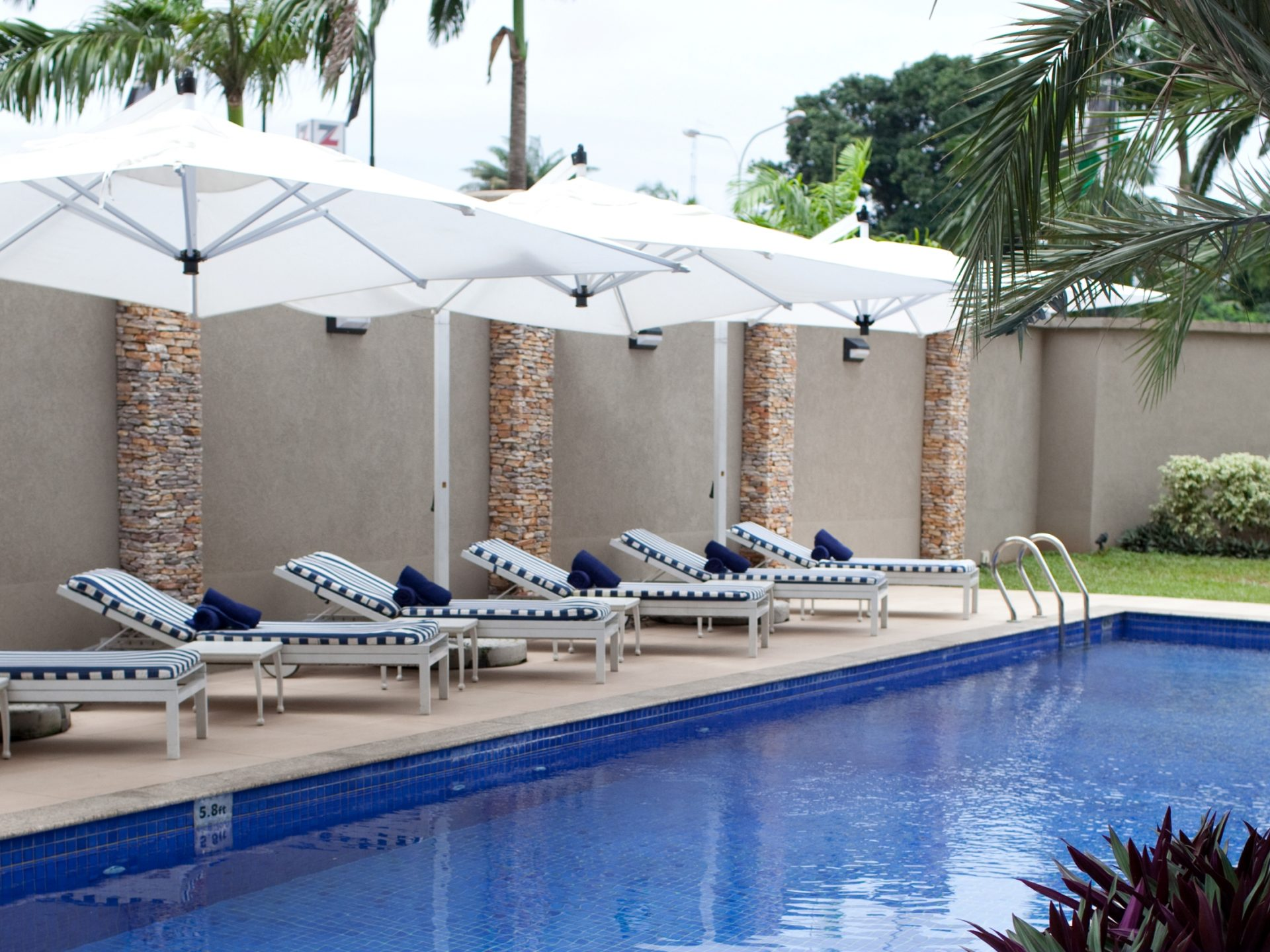 The Pool At Southern Sun Ikoyi