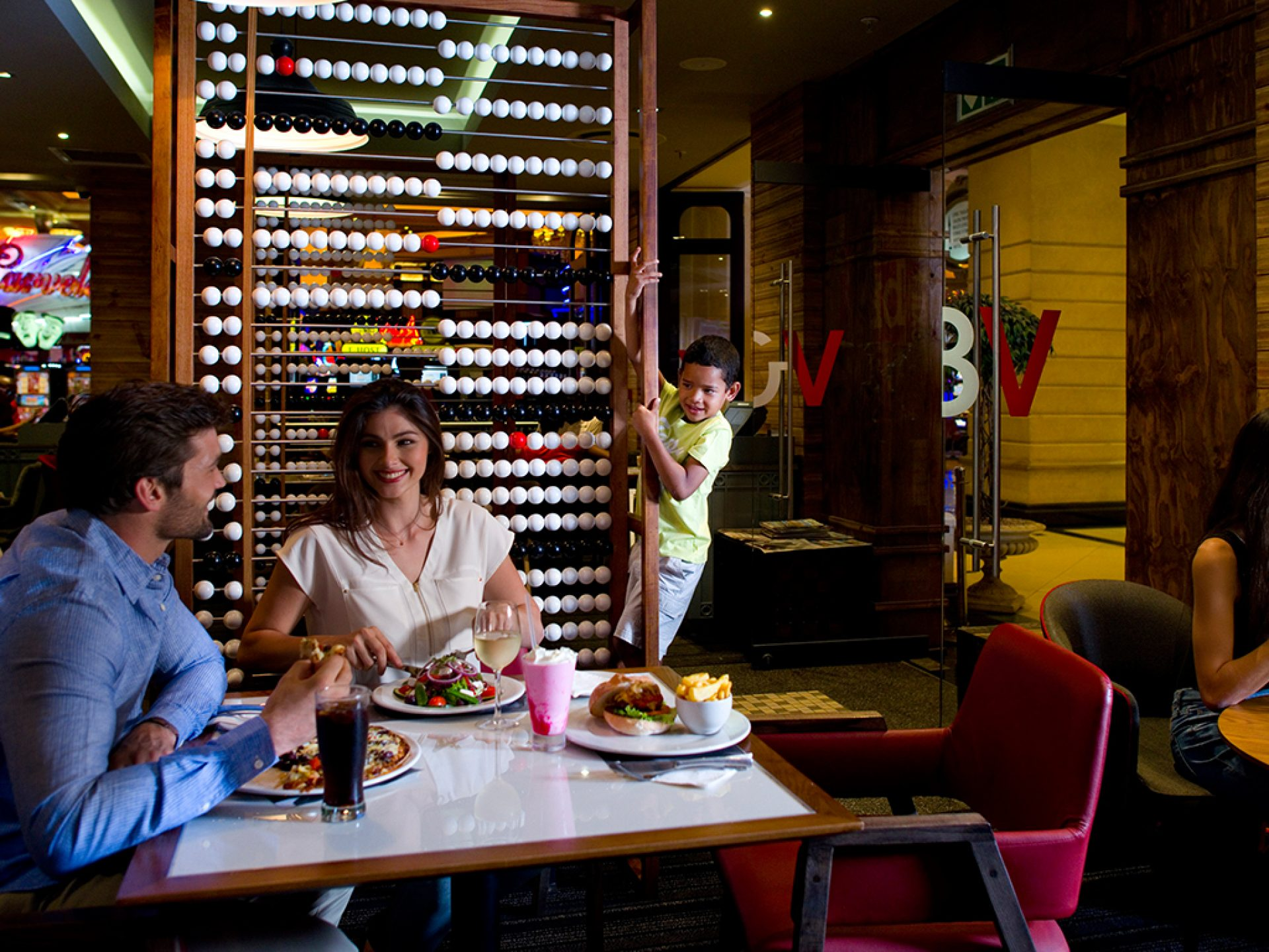 Family Dining At Vigour & Verve Gold Reef City