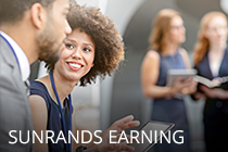 Business Rewards - Sunrands Earning