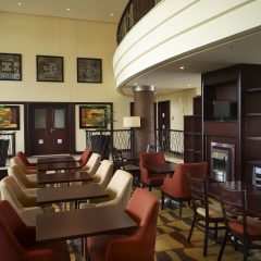 The Dining area at the StayEasy Rustenburg hotel
