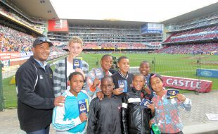 Cheer on The Stormers