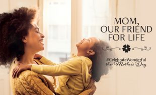 #CelebrateWonderful this Mother's Day