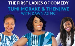 """First Ladies of Comedy"""