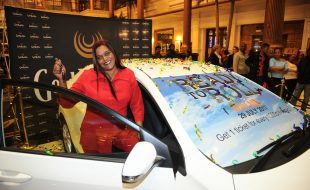 "Gold Reef City's ""Ready To Roll"" winner"