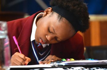 Tsogo Sun Learnership Student Studying
