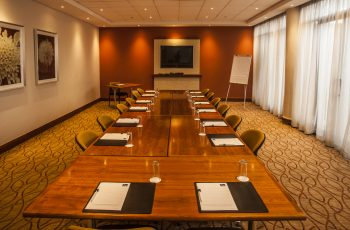 Garden Court Hatfield Conference room layout