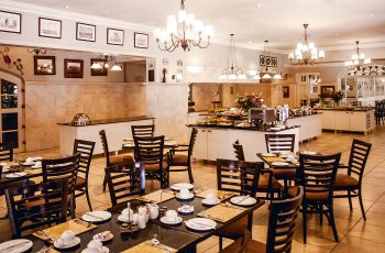 Gold Reef City Theme Park Hotel restaurant overview