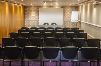 Cinema style meeting room