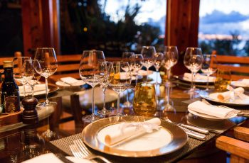 MAIA Luxury Resort and Spa Seychelles - Private Dining