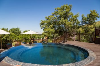Pool at Mount Grace Country House and Spa in Magaliesburg