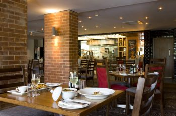 The Zepi Restaurant at the SunSquare Cape Town hotel