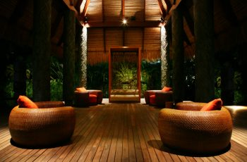 MAIA Luxury Resort And Spa Welcome Pavilion