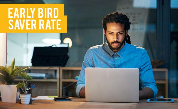 Early Bird saver rate