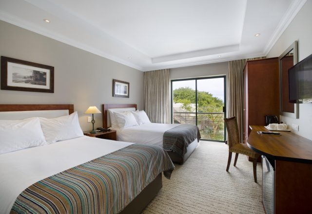 Standard room at Garden Court Mossel Bay